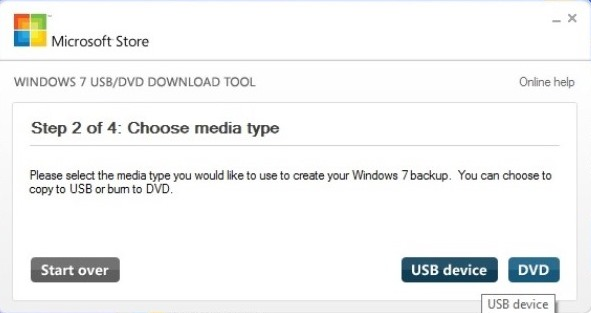 Windows 8 to Flash drive format
