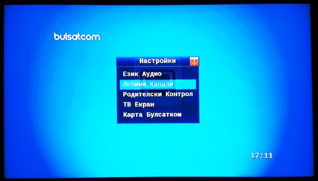 FAV-channels