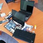 профилактика лаптопи