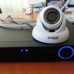 DAHUA 1.3MPx HD система за видеонаблюдение