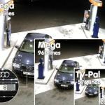 Мегапикселови камери за видеонаблюдение