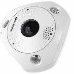 Камера от Hikvision 6MP Fisheye
